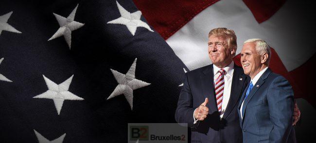 L'Amérique «en premier», de Trump. Pour l'Europe, un certain langage de la vérité