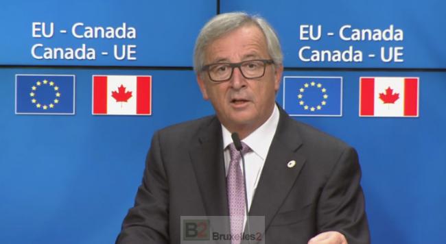 Quand Juncker explique la Belgique aux Belges…