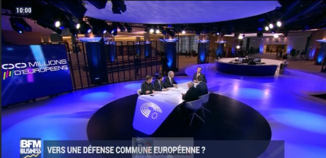 Faut-il une armée européenne ? Y-a-t-il un espace pour la défense européenne ?