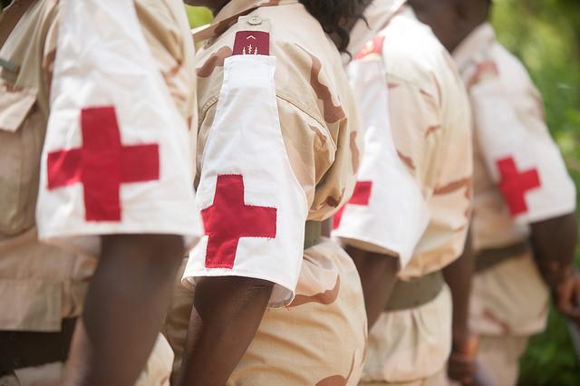 Premiers soins au combat, la nouvelle formation d'EUTM Mali