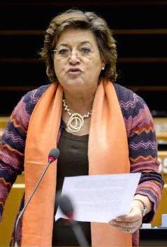 Il faut un Procureur spécial pour la Syrie ! Il faut dire stop aux criminels (Ana Gomes)