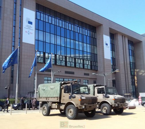 N°47. Un nouvel élan pour la Défense européenne. Sommet Européen décembre 2016