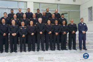 La formation des garde-côtes libyens continue. Le deuxième niveau commence