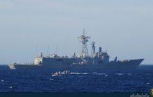 La frégate Canarias rejoint l'opération Sophia