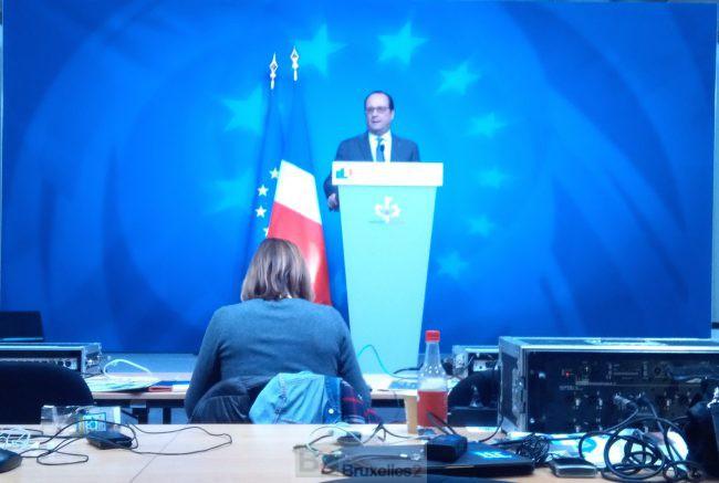 Hollande, président de l'Europe. Possible ? Faisable ? Souhaité ?