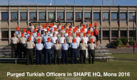 La liste des officiers demandeurs d'asile en Belgique communiquée à Ankara
