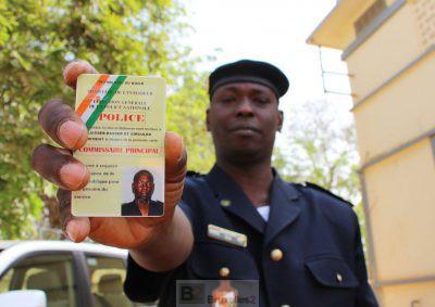 Lutter contre la fraude et le crime, la police de Niamey formée