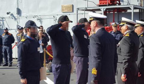 Les premiers garde-côtes libyens diplômés !