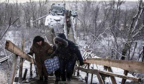 En Ukraine, le cessez-le-feu bat de l'aile. Les armes lourdes ne sont pas retirées