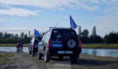 Courte réunion du mécanisme d'alerte à Gali avec l'Abkhazie
