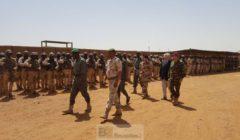 EUTM Mali réalise sa première mission conseil et formation à Gao