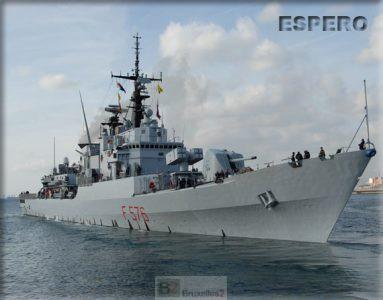 L'ITS Espero rejoint l'opération Atalanta