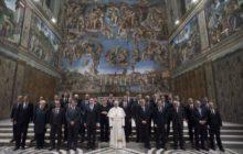 Le Pape appelle l'Europe à se ressaisir