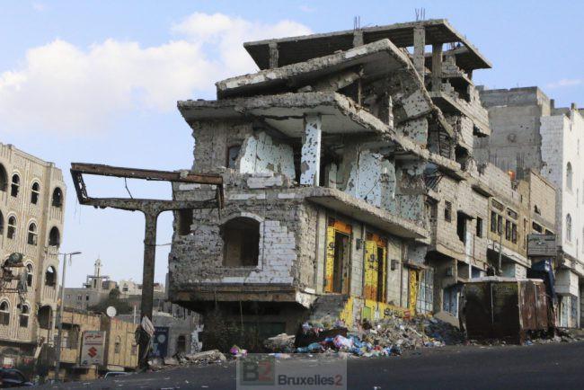 Le Yemen au bord de la famine après deux ans de conflit