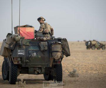 Un soldat de l'opération Barkhane décédé au Mali