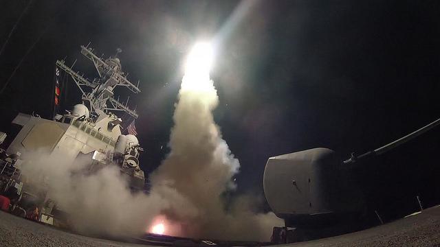 Frappes américaines en Syrie. Le message de Mars à Vénus