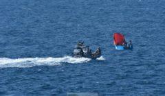 Les pirates ont capturé deux bateaux de pêche : pas sûr !