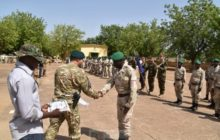EUTM Mali passe le cap du 10.000ème soldat formé