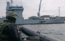 Des armes à bord d'un navire libyen. Une première saisie pour Sophia (V2)