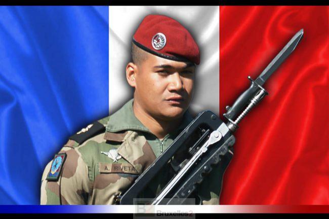 Un parachutiste du 1er RCP décédé au Mali