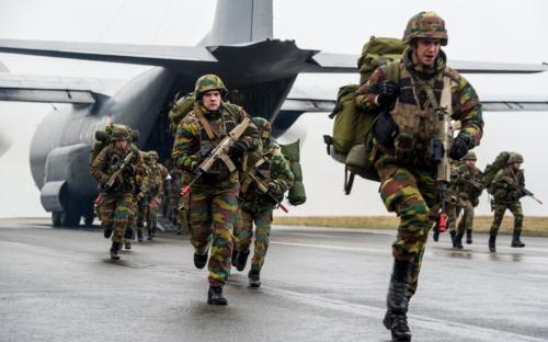 Le futur de la défense européenne. Nos quatre scénarios possibles