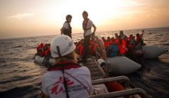 Les ONG complices des passeurs en Méditerranée : le dossier qui a fait pschitt ?