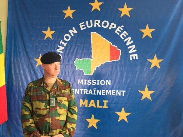 EUTM Mali va mettre le focus sur le G5 Sahel (Bart Laurent)