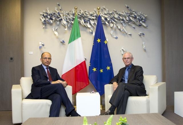 Ne laissez pas l'Italie seule, en Méditerranée (Letta)