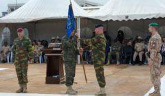 Passation de commandement à EUTM Mali