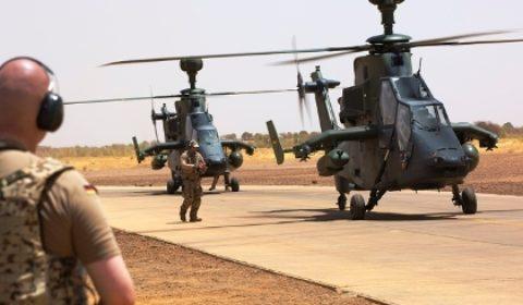 L'Allemagne perd deux de ses hommes dans le crash d'un hélicoptère près de Gao