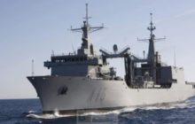 L'opération Sophia passe sous commandement espagnol sur mer