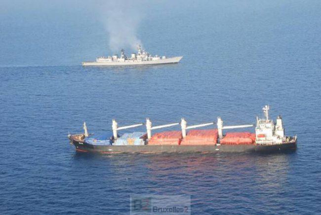Le piratage de l'OS35 déjoué par la marine indienne et chinoise