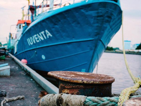 Le navire de l'ONG Jugend Rettet forcé de quitter la Méditerranée centrale
