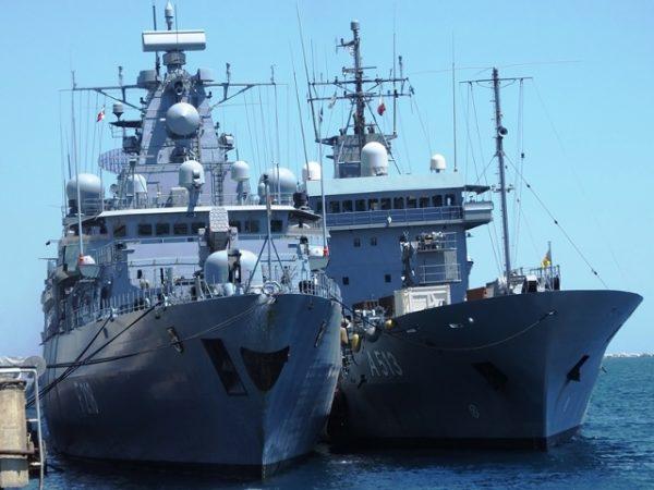 Relais allemand en Méditerranée. Les Slovaques succèdent aux Lituaniens pour l'abordage