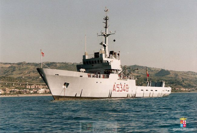 Le Tremiti à Tripoli
