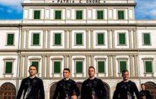 Les garde-côtes libyens en formation à Tarente