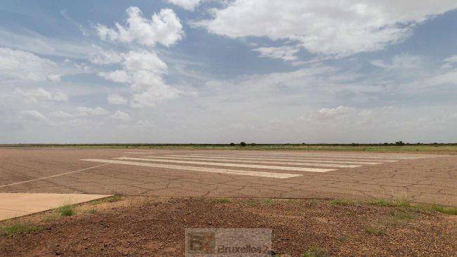 L'aérodrome de Gao rénové par l'Allemagne