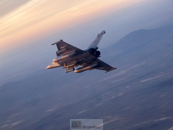 F-16 Belges. La France fait une autre proposition. Un vrai coup de poker (V5)