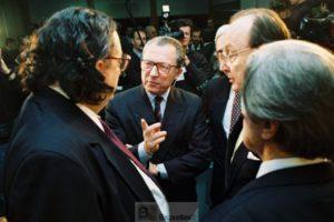 Quand la Yougoslavie éclate, les Européens défendent le droit à l'auto-détermination