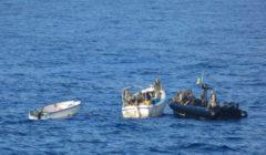 Six pirates arrêtés dans le bassin somalien, entre Seychelles et Somalie (V6)
