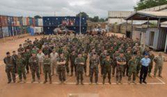 Reportage à Bangui. EUTM RCA et MINUSCA pour stabiliser un pays