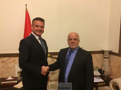 L'UE déploie une mission à Bagdad pour aider les forces de sécurité intérieure irakiennes. Pourquoi ?