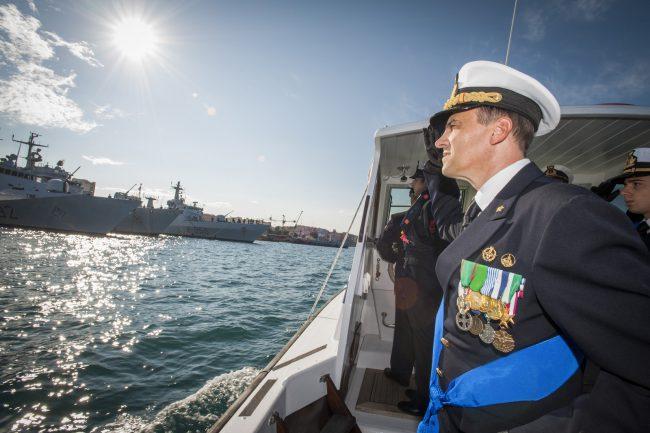 Un Italien nommé à la tête de le force maritime de l'UE en Méditerranée