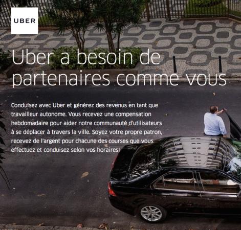 Uber perd devant la Cour européenne. Un juste rappel à l'état de droit…