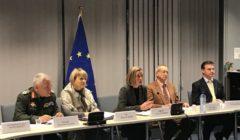 Le Joyeux Noël de Federica Mogherini aux hommes et femmes sur le terrain