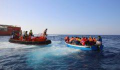 La pression migratoire diminue aux frontières, dixit Frontex