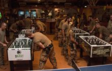 Au camp Castor de la Minusma, l'entraînement bat son plein