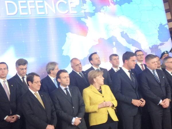 Le débat sur l'Europe politique peut, et doit, être relancé