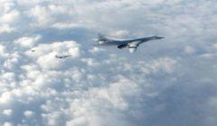 Deux bombardiers russes interceptés au large des côtes belges et britanniques (V2)