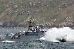 Le FS L'herminier remplace l'Aconit en mer Méditerranée